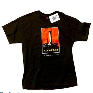 New Alcatraz  Collectable Medium T-Shirt